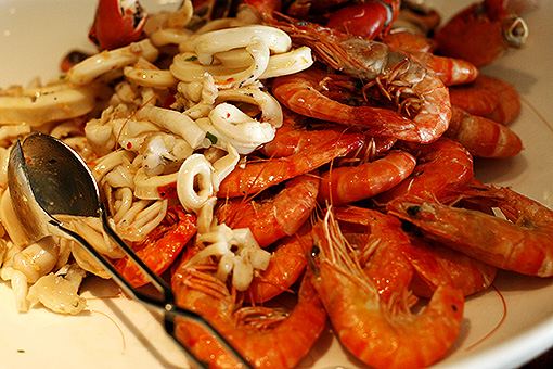 Vorsicht bei ungekochten Speisen