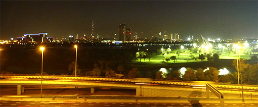 Dubai Bild: Dominik Heeb